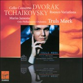 Dvor&aacute;k: Cello Concerto; Tchaikovsky: Rococo Variations / Truls Monk