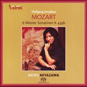 Mozart: 6 Wiener Sonatiene K 439b