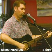 Kimo Nevius: Live! [Slipcase]
