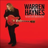 Warren Haynes: Man in Motion [Digipak]
