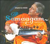 Scottish Chamber Orchestra/Amjad Ali Khan: Samaagam