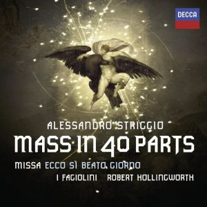 Alessandro Striggio: Mass in 40 Parts [CD+DVD]