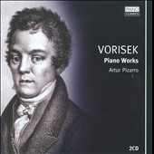 Vorisek: Piano Works / Pizarro
