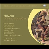 Mozart: The Magic Flute / Isolde Siebert, Suzy LeBlanc, Christoph Genz