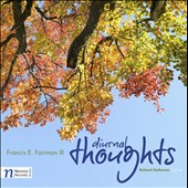 Francis E. Fairman: Diurnal Thoughts / Slovak Radio SO - Stoltzman