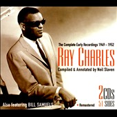 Ray Charles: The  Complete Early Recordings 1949-1952 [Box]
