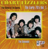 Various Artists: Chart Fizzlers: The Early 70s, Vol. 1