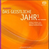 J&#246;rg Herchet: Das geistliche Jahr / Ens. Vocal Modern