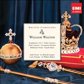 Walton: Symphonies 1 & 2; Violin Concert, Etc. / Kennedy, Schwarzkopf, Sinclair