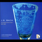 J.S. Bach: Goldberg Variationen, BWV 988 / Luca Guglielmi: harpsichord