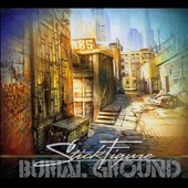 Stick Figure: Burial Ground [Digipak]