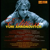 Yuri Ahronovitch Edition - works by Shostakovich, Franck, Bruckner & Wagner