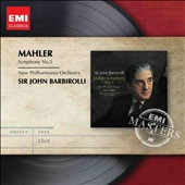 Mahler: Symphony No. 5 / Sir John Barbirolli, New Philharmonia Orch.