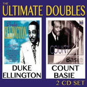 Count Basie/Duke Ellington: Ultimate Doubles [2 CD]