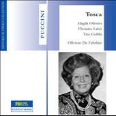 Puccini: Tosca [1962 Recording] / Olivero, Labo and Obbi