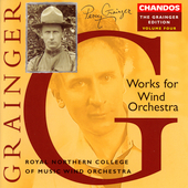 Grainger Edition Vol 4 - Works for Wind Orchestra