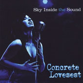 Concrete Loveseat: Sky Inside the Sound