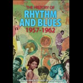 Various Artists: The History of Rhythm and Blues, Vol. 4 1957-1962 [Box]