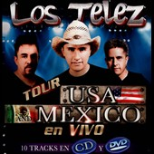 Telez: Tour USA and Mexico: En Vivo