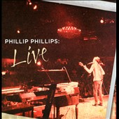 Phillip Phillips: Live [EP] [Slipcase]