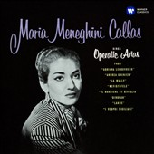 Callas Remastered: Lyric and Coloratura Arias (rec. 1954) - works of Verdi, Rossini, Meyerbeer, Delibes, et al. / Maria Callas, soprano;  Philharmonia Orchestra; Serafin