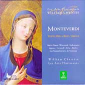 Monteverdi: Vespro della Beata Virgine / Christie, et al