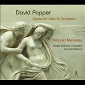 David Popper (1843-1913): Works for Cello & Orchestra - Suite, Op. 50; Cello Concerto No. 2 et al. / Antonio Meneses, cello