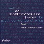 Bach: Well-Tempered Clavier Book 1 / Angela Hewitt