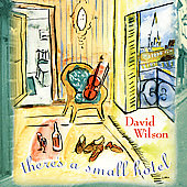 David Wilson (Violin): There's a Small Hotel