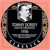 Tommy Dorsey & His Orchestra: 1936