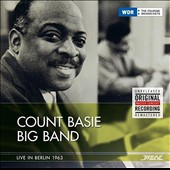 Count Basie Big Band: Live in Berlin 1963