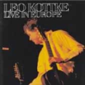 Leo Kottke: Live in Europe
