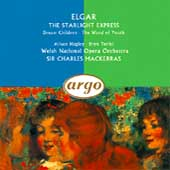 Elgar: Starlight Express, Wand of Youth, etc / Mackerras