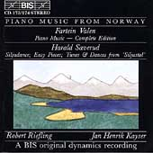 Piano Music from Norway - Valen, Saeverud / Riefling, Kayser