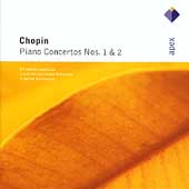 Chopin: Piano Concerto no 1 & 2/ Leonskaja, Ashkenazy, et al