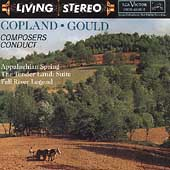 Copland, Gould - Composers Conduct