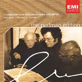 The Perlman Edition - Tchaikovsky, Mendelssohn / Perlman