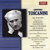 All Wagner Concert / Toscanini, Melchior, NBC SO