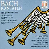 Bach: Kantaten BWV 172, 68, and 1 / Rotzsch, Auger