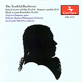 The Youthful Beethoven / Zamparas, Mitchell, et al
