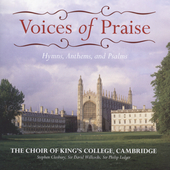 Voices of Praise / Cleobury, Willcocks, Ledger, et al