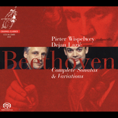 Beethoven: Complete Sonatas & Variations / Wispelwey, Lazic