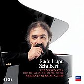 Radu Lupu Edition - Schubert: Piano Sonatas