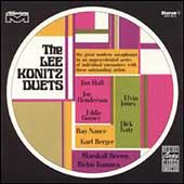 Lee Konitz: The Lee Konitz Duets