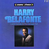 Harry Belafonte: Live in Concert at the Carnegie Hall