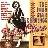 Patsy Cline: Patsy Cline's 4 Star Recordings