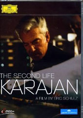 Herbert Von Karajan / Karajan - The Second Life, a film by Eric Schulz / [DVD]