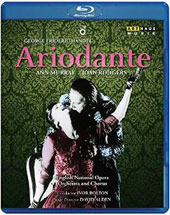 Handel: Ariodante, opera / Ann Murray, Joan Rodgers, Gwynne Howell et al.; English Nat'l Opera; Bolton [Blu-Ray]