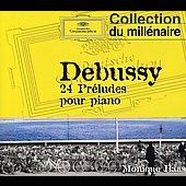 Debussy: 24 Preludes For Piano