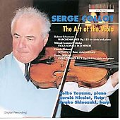 The Art of the Viola / Serge Collot